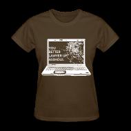 Women's T-Shirts ~ Women's T-Shirt ~ Lawyer Up Women's