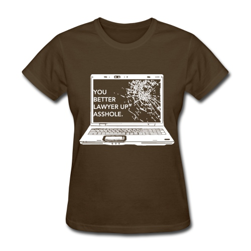 Lawyer Up Women's - Women's T-Shirt