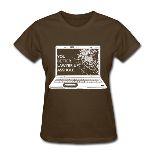 Lawyer Up Women's - Women's T-Shirt
