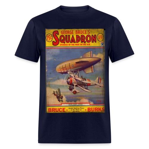 Geo Bruce Squadron April 24 - Men's T-Shirt