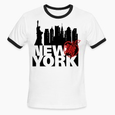 New York Ringer T-Shirt