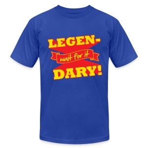 Legen-Dary Men's American Apparel - Men's T-Shirt by American Apparel