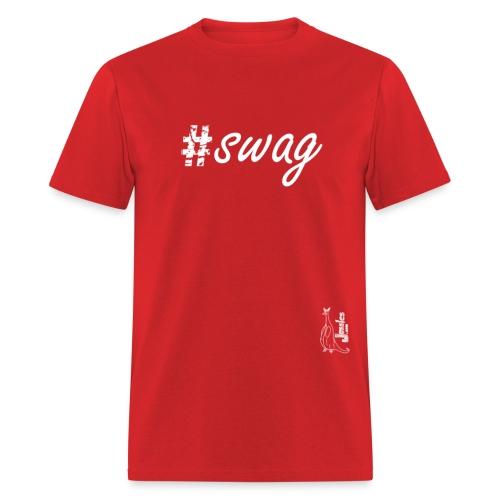 Hashtag Swag - Men's T-Shirt