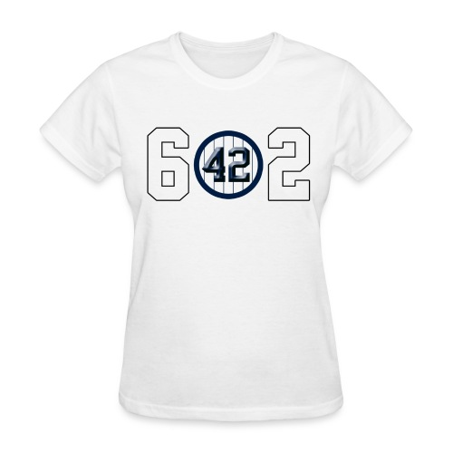Mariano Rivera Style 602 Shirt - Womens Deep Gray - Women's T-Shirt