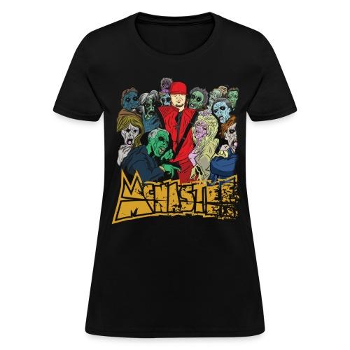 McNastee - Thrill Ya Tee (LADIES) - Women's T-Shirt