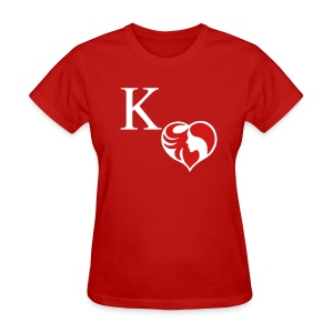 A Kappa's Heart - Women's T-Shirt