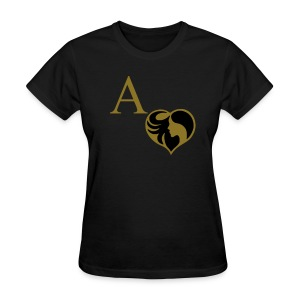 An Alpha's Heart - Women's T-Shirt