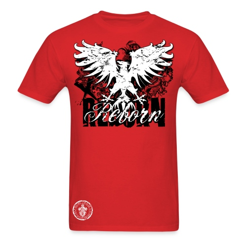 Reborn by Pacific Oracle - Men's T-Shirt
