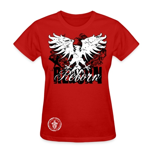 Reborn by Pacific Oracle - Women's T-Shirt