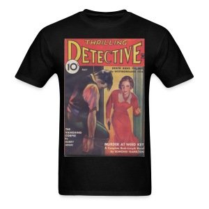 Thrilling Detective 5/35 - Men's T-Shirt