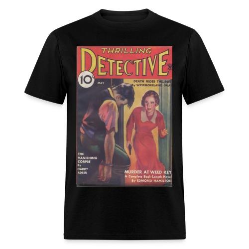 Thrilling Detective 5/35 - Men's T-Shirt