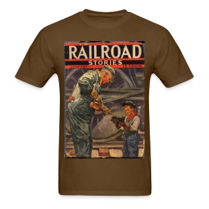 Railroad Stories 1/37 - Men's T-Shirt