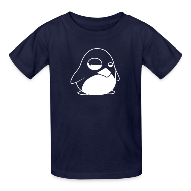 Tux - Penguin Kids' Shirts