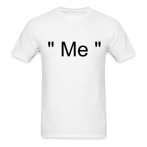 Quote Me - Men's T-Shirt