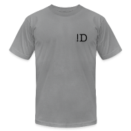 T-Shirts ~ Men's T-Shirt by American Apparel ~ Article 7778161