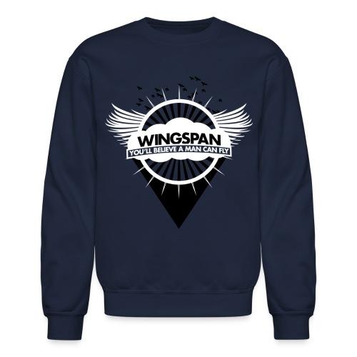 Wingspan Crewneck Sweatshirt - Crewneck Sweatshirt