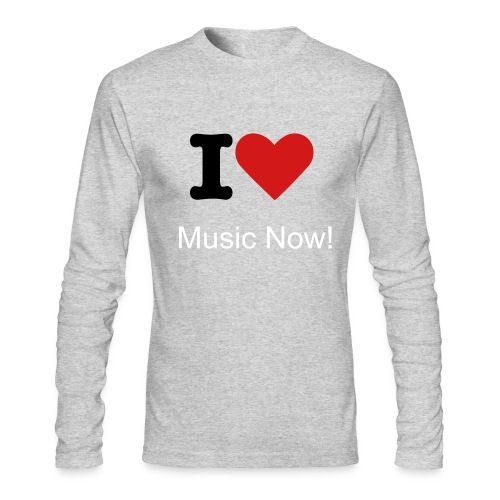 like! - Men's Long Sleeve T-Shirt by Next Level