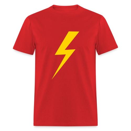 Standard Lightning Bolt Custom Color Tee - Men's T-Shirt