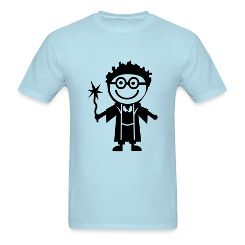 Harry Potter Figure Custom Color Tee - Men's T-Shirt