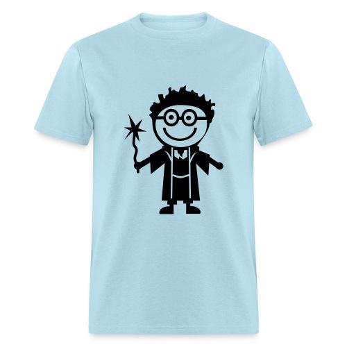 Harry Potter Figure Custom Color Tee - Men's T-Shirt