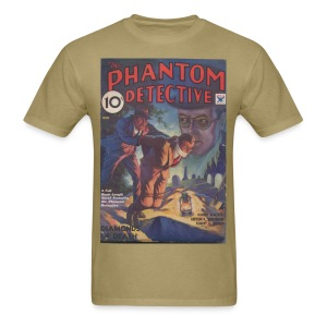 Phantom Detective 6/34 - Men's T-Shirt