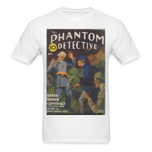 Phantom Detective 8/39 - Men's T-Shirt