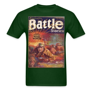 Battle Stories 2/28 - Men's T-Shirt