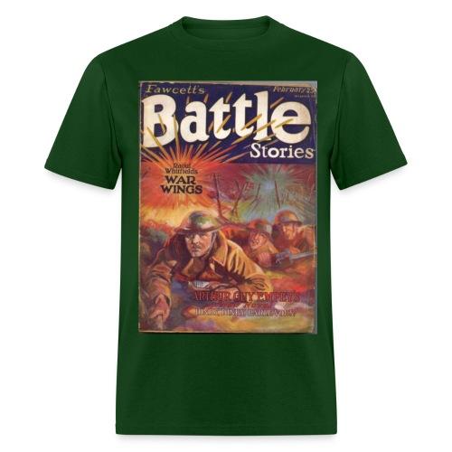 Battle Stories 2/28 - Men's T-Shirt