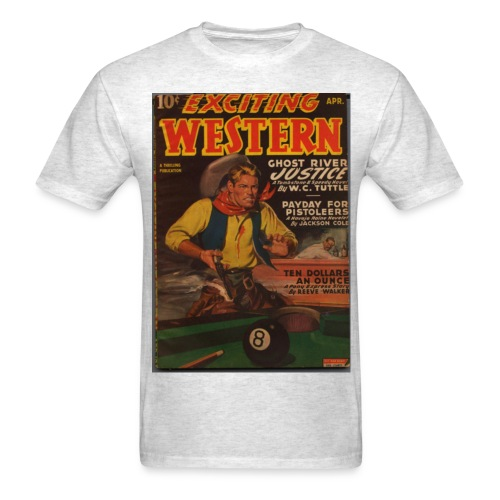 Exciting Western 4/45 - Men's T-Shirt