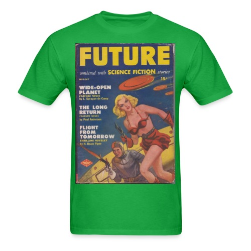 Future 9/50 - Men's T-Shirt