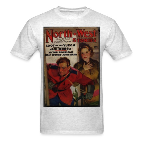 North*West Stories Fall/39 - Men's T-Shirt