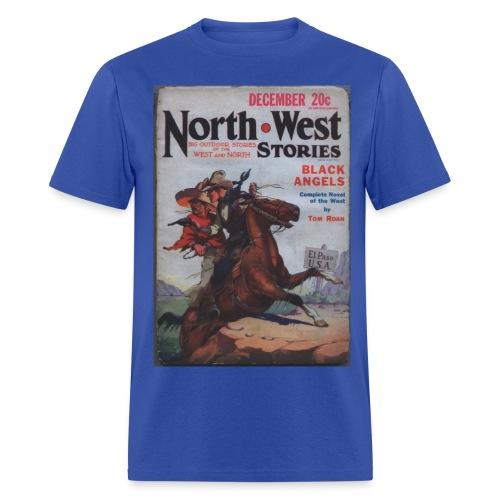 North*West Stories 12/28 - Men's T-Shirt