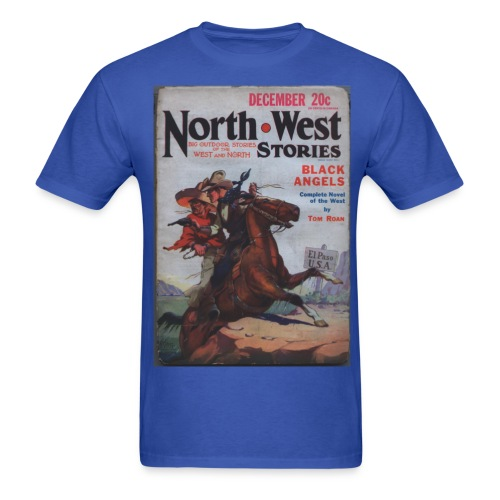North*West Stories 12/28 - Men's T-Shirt