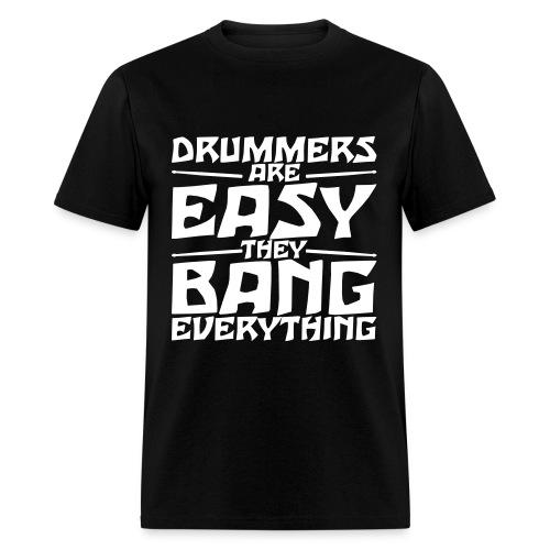 Drummers bang tee - Men's T-Shirt