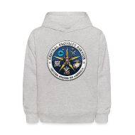 Sweatshirts ~ Kids' Hoodie ~ Central Security Service (CSS)