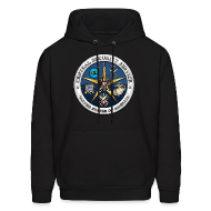Hoodies ~ Men's Hoodie ~ Central Security Service (CSS)