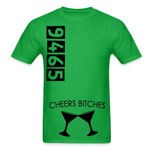 cheers bitches - T-shirt pour hommes