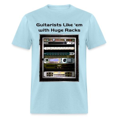 Huge Racks - Std Shirt - Men's T-Shirt