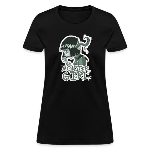 Monster Girl Futa-Kuchi-Onna (for women) - Women's T-Shirt