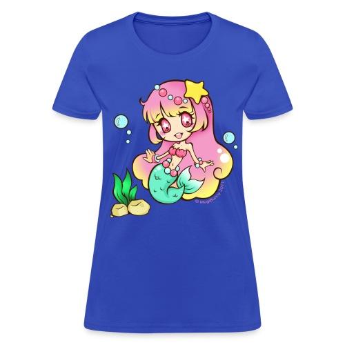 Kawaii Mermaid Tee - Women's T-Shirt