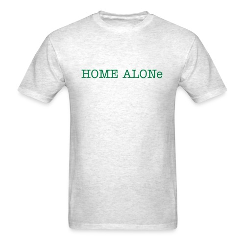 HOME ALONe - Men's T-Shirt
