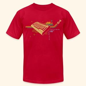 collage64 - Men's Fine Jersey T-Shirt