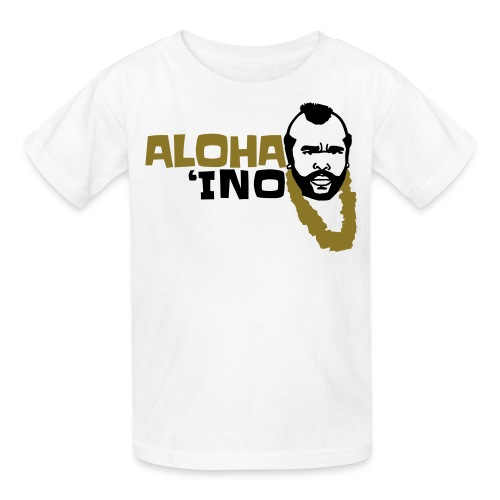 (Hawaiian) What A Pity! - Kids' T-Shirt