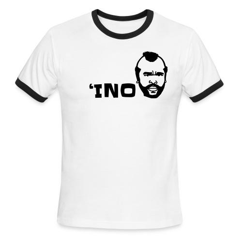 (Hawaiian) What A Pity! - Men's Ringer T-Shirt