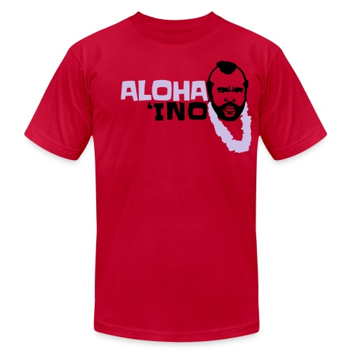 (Hawaiian) What A Pity! - Men's Fine Jersey T-Shirt