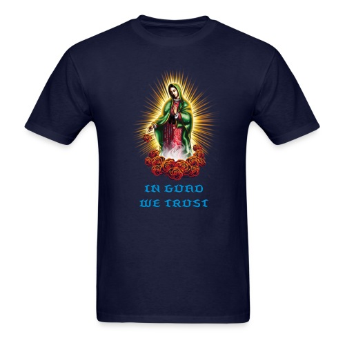 In Gaud We Trust - Men's T-Shirt