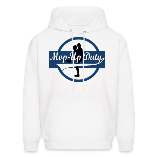Men's Hooded Logo Sweatshirt - Men's Hoodie