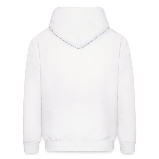 Men's Hooded Banner Sweatshirt