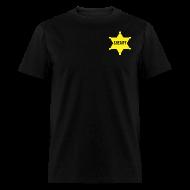 T-Shirts ~ Men's T-Shirt ~ Sheriff Tee