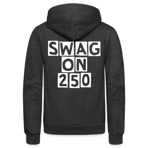 sWAG sHIRT! - Unisex Fleece Zip Hoodie